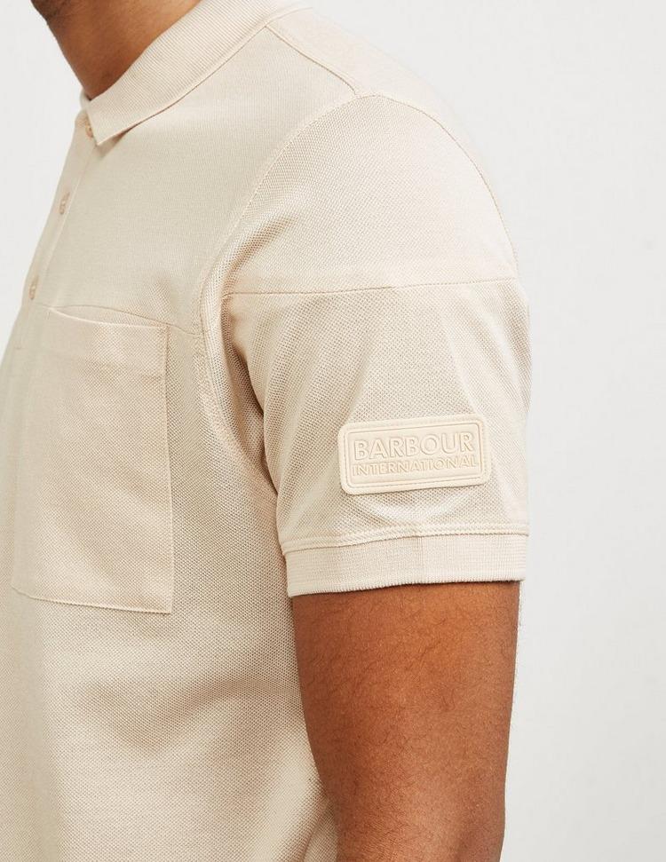 Barbour International Fuse Short Sleeve Polo Shirt