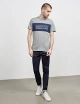 Barbour International Panel Logo Short Sleeve T-Shirt