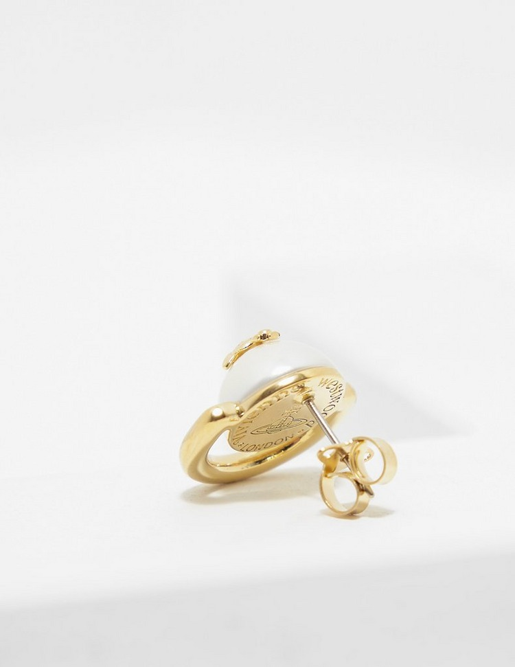 Vivienne Westwood Celia Pearl Earrings