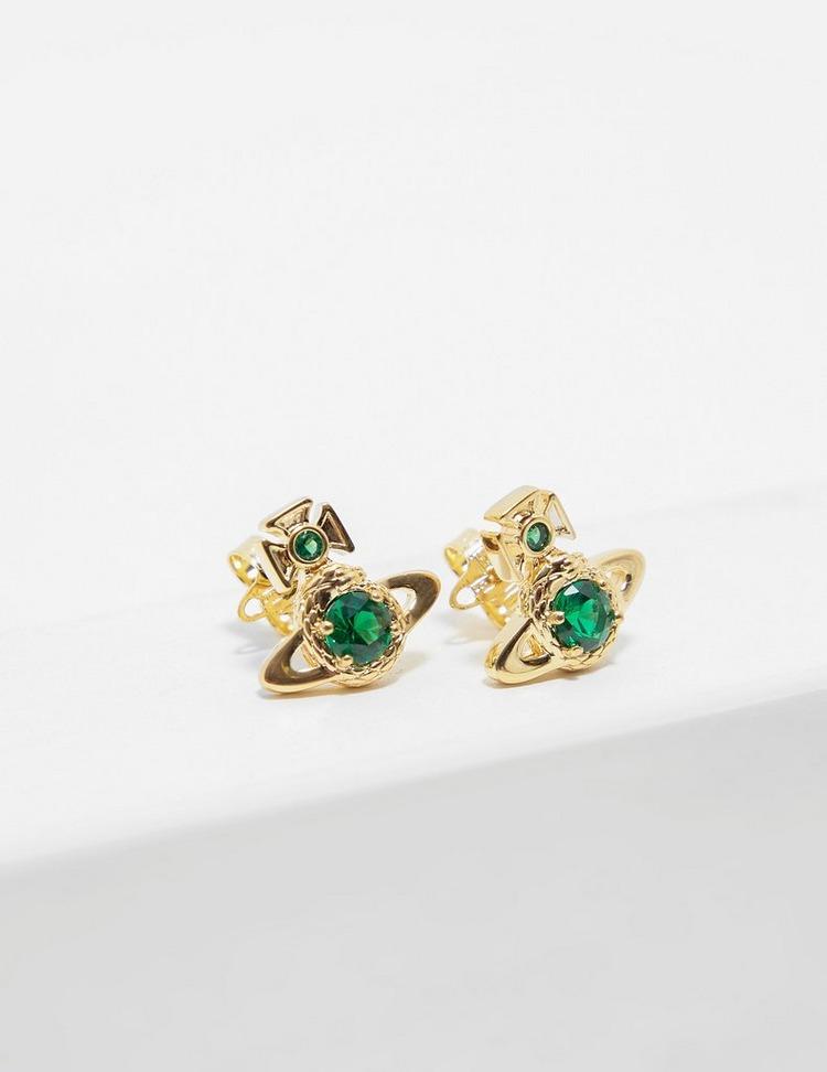 Vivienne Westwood Orbos Stud Earrings
