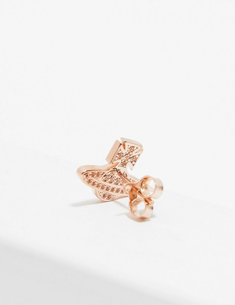 Vivienne Westwood Romina Pave Earrings