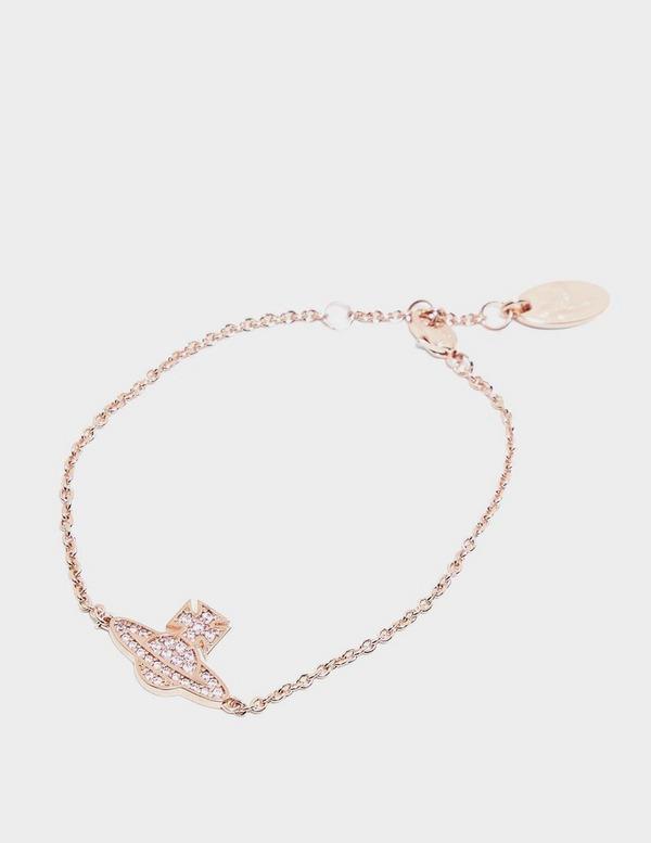 Vivienne Westwood Romina Pave Bracelet