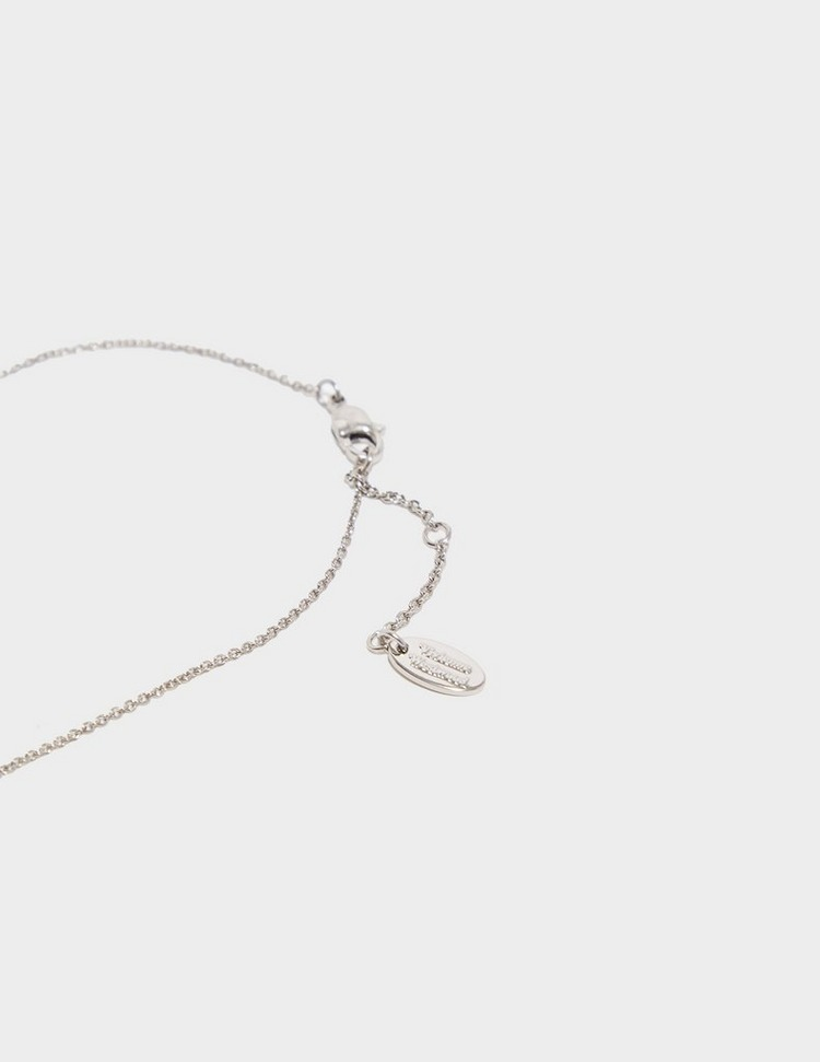 Vivienne Westwood Thin Lines Orb Necklace