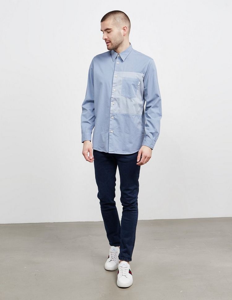 PS Paul Smith Panel Pocket Long Sleeve Shirt