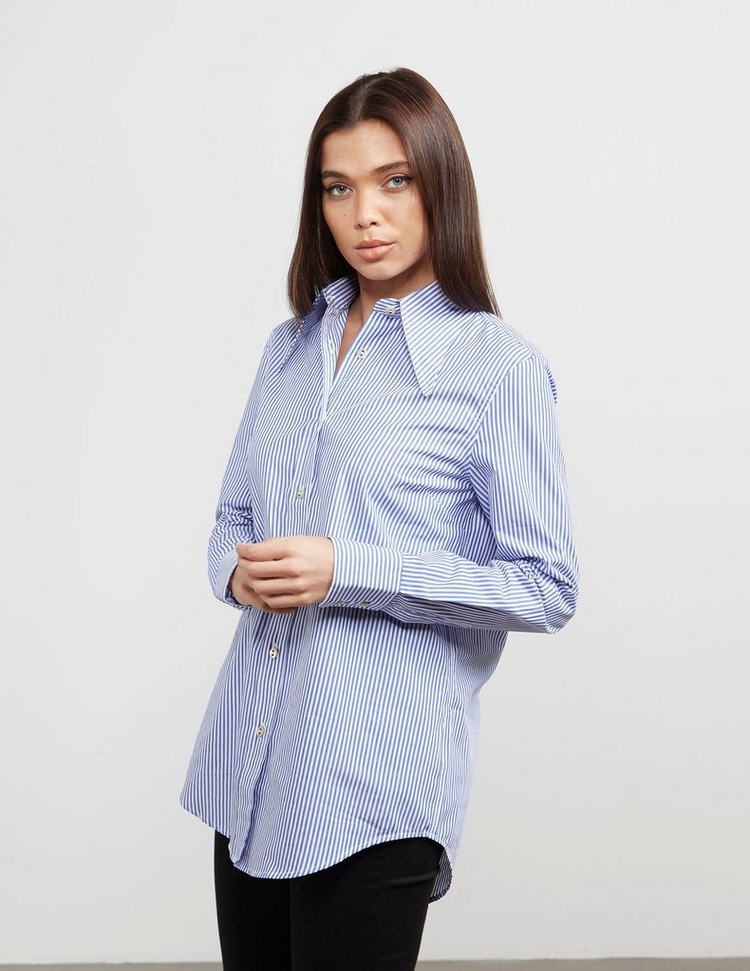 Vivienne Westwood Anglomania Stripe Long Sleeve Shirt