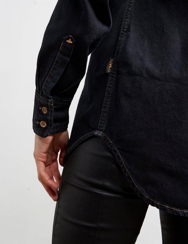 Vivienne Westwood Classic Denim Long Sleeve Shirt