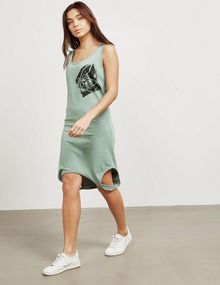 Vivienne Westwood Anglomania Double Vest Dress