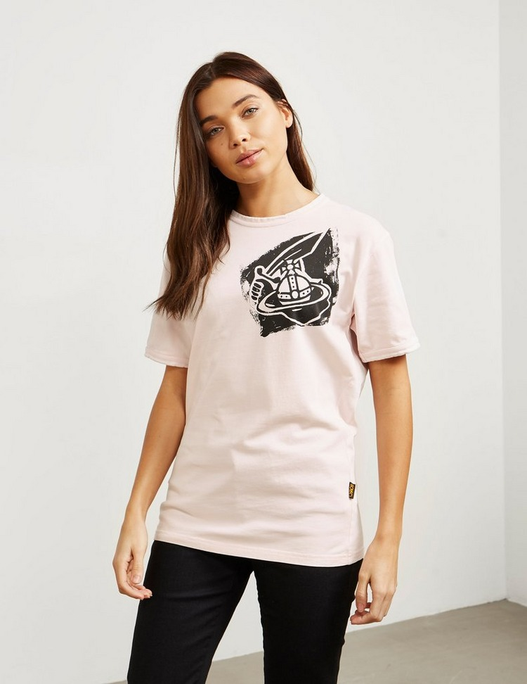 Vivienne Westwood Anglomania Short Sleeve T-Shirt
