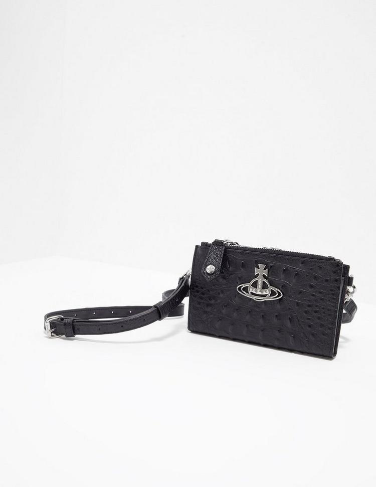 Vivienne Westwood Kelly Cross Body Croc Bag