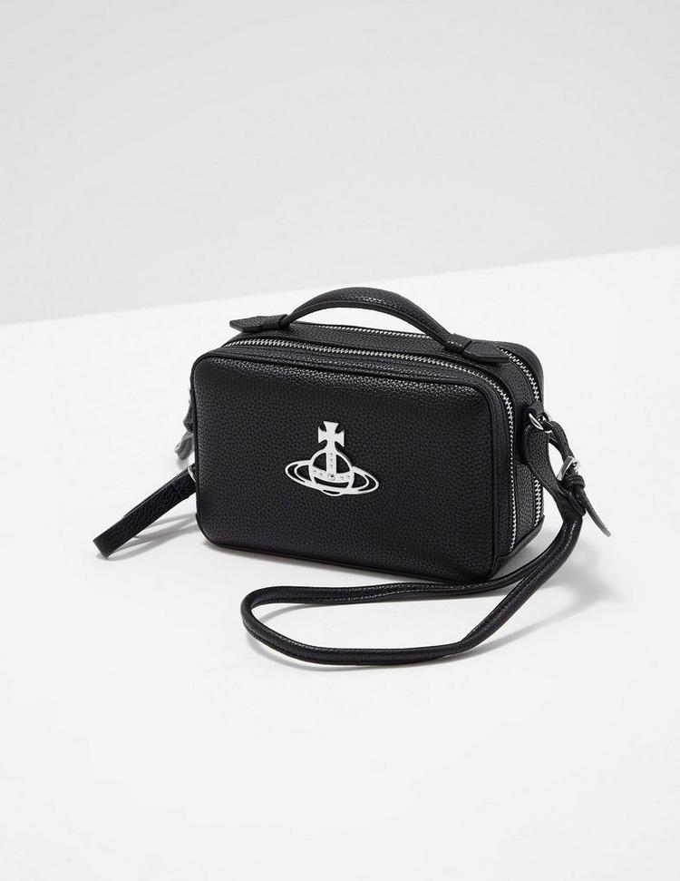 Vivienne Westwood Johanna Pebble Camera Bag