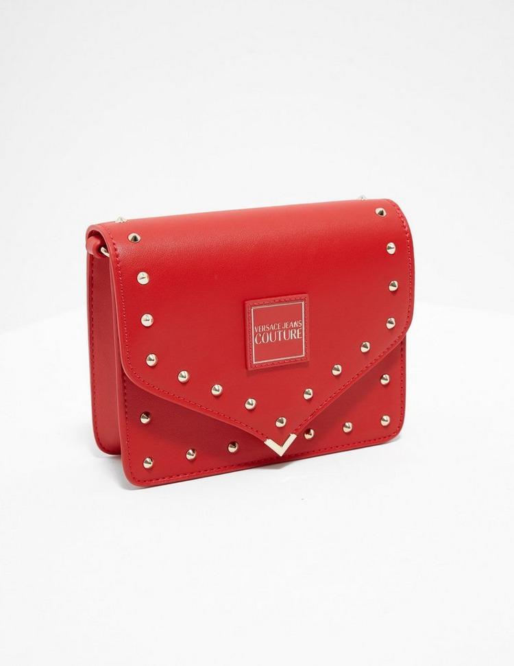 Versace Jeans Couture Stud Shoulder Bag