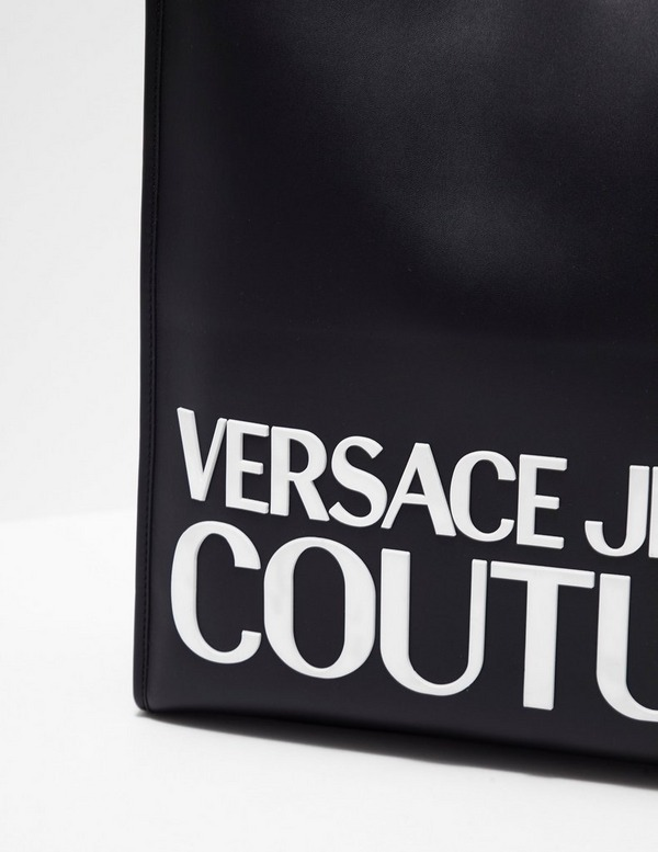 Versace Jeans Couture Logo Tote Bag