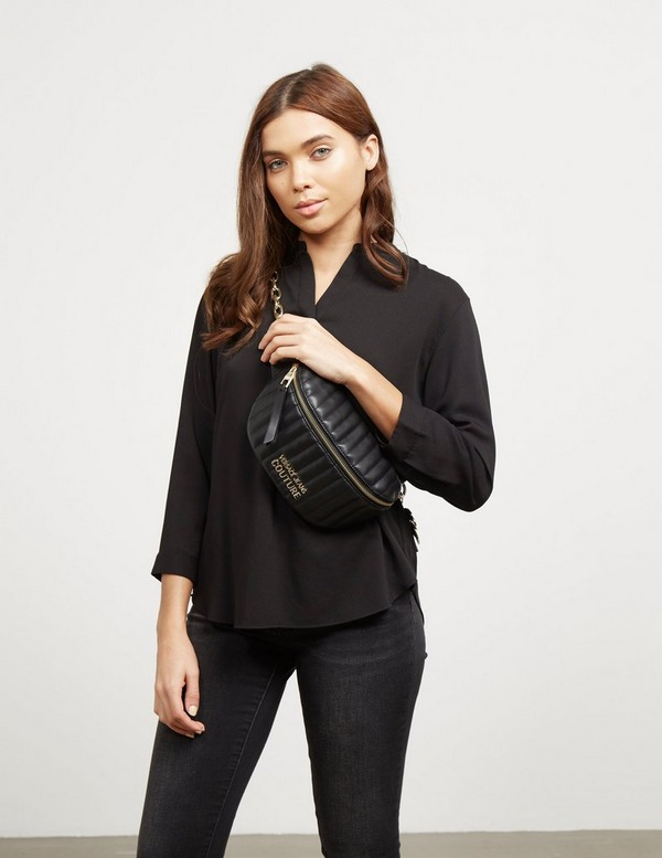 Versace Jeans Couture Quilted Bum Bag