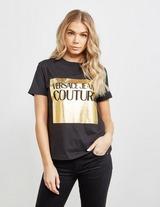Versace Jeans Couture Foil Square Short Sleeve T-Shirt