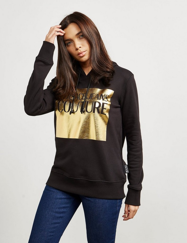 Versace Jeans Couture Foil Square Hoodie