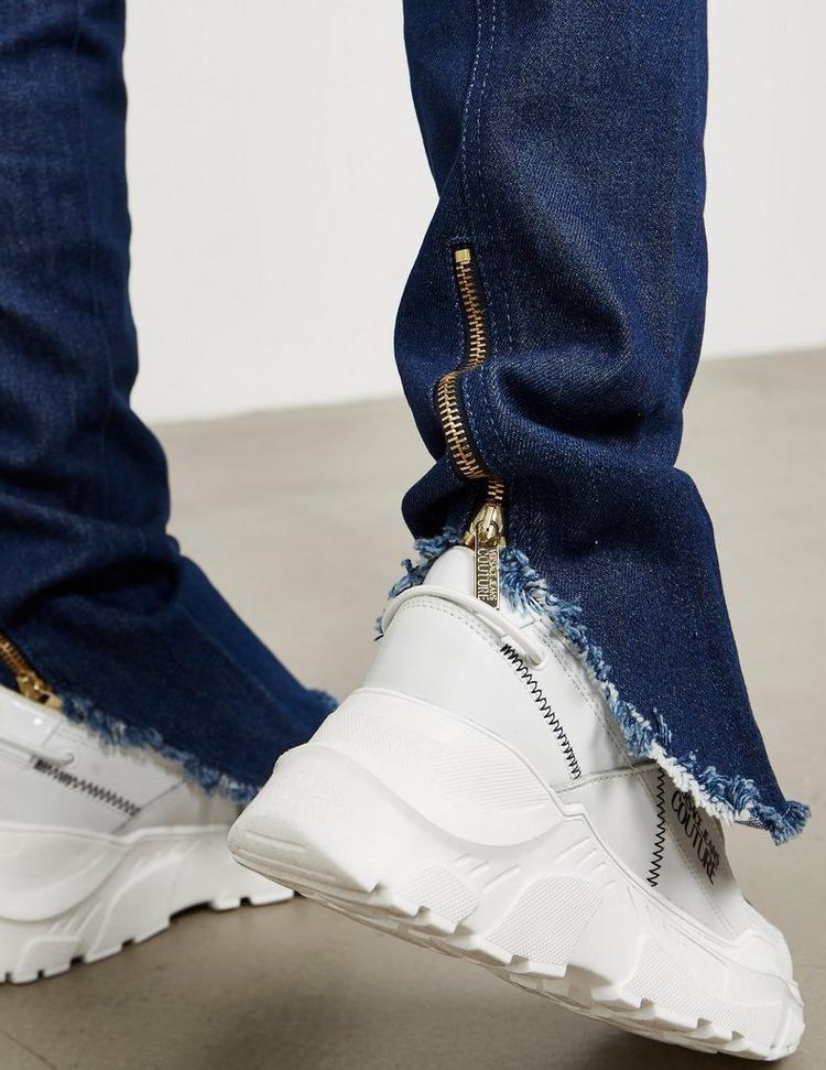 Versace Jeans Couture Zip Slim Jeans