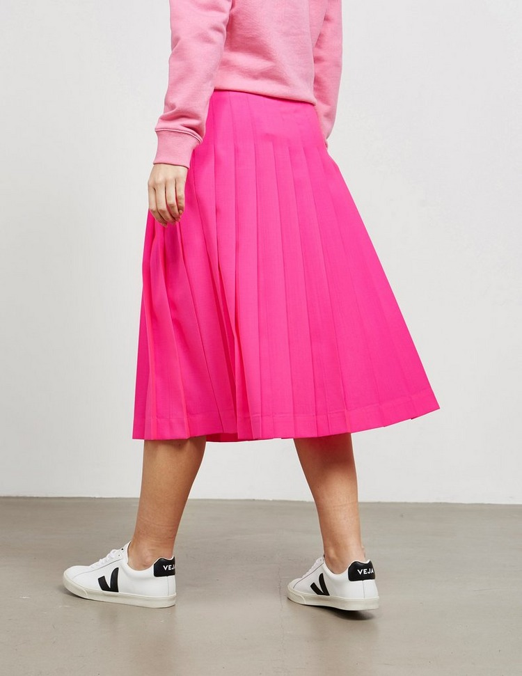 MSGM Pleated Skirt