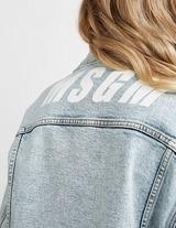 MSGM Logo Denim Jacket