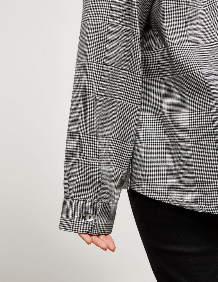 Vivienne Westwood Anglomania Houndstooth Long Sleeve Shirt