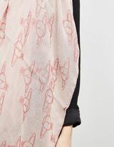 Vivienne Westwood Orb Scarf