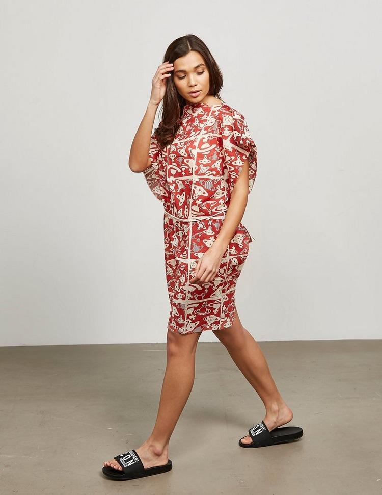 Vivienne Westwood Orb Beach Dress