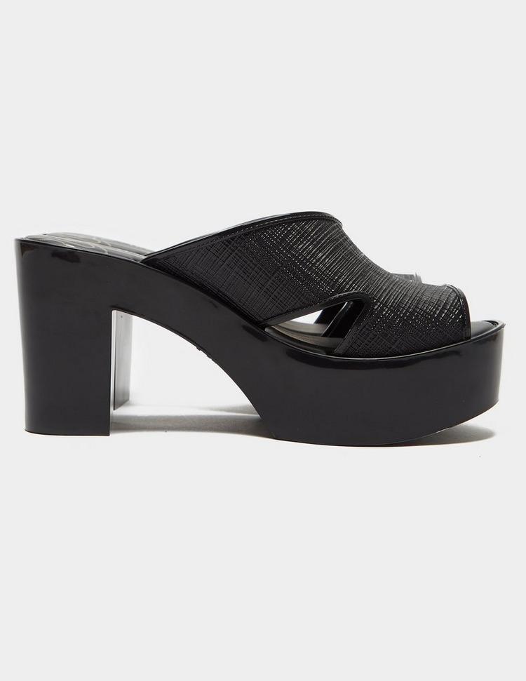 Melissa X Vivienne Westwood Mule Orb Heels