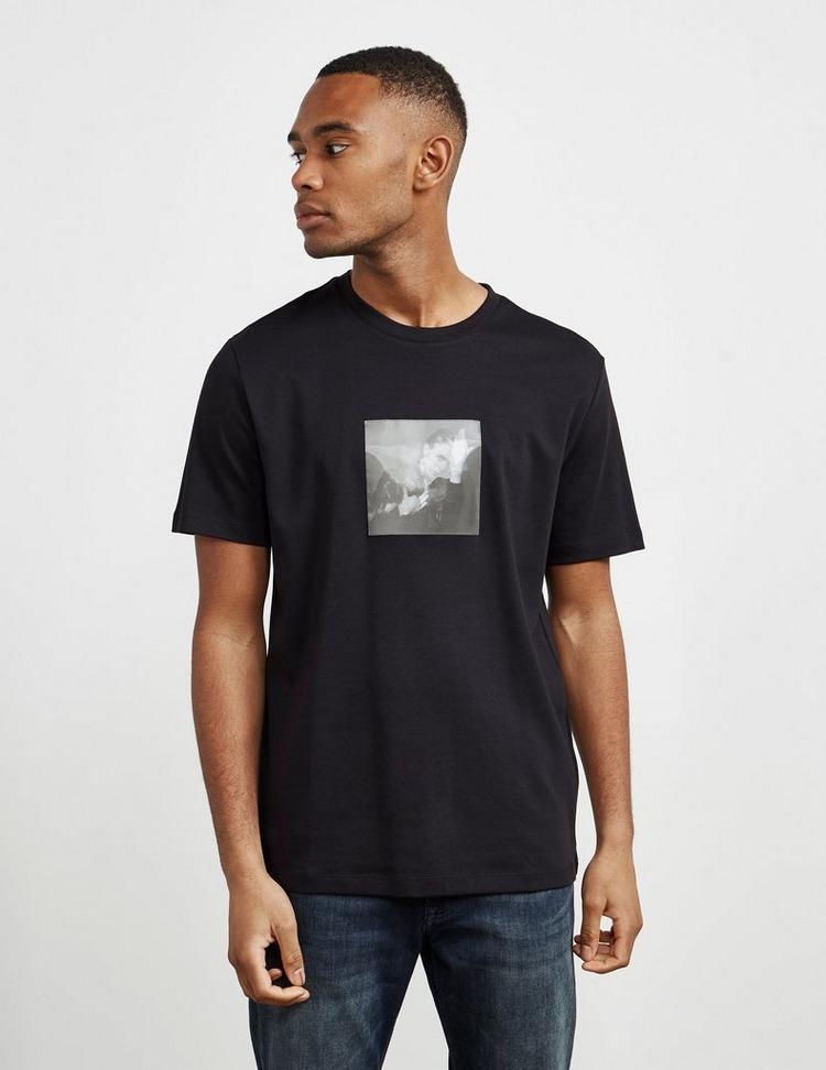 HUGO David Bowie Short Sleeve Deen T-Shirt