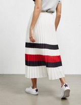 Tommy Hilfiger Icon Pleated Skirt