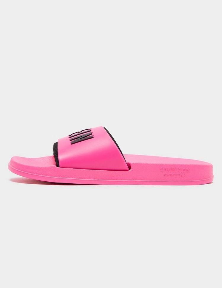 Calvin Klein Swim Pool Slides