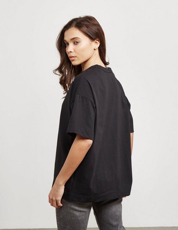 Moose Knuckles Sienna Logo Short Sleeve T-Shirt