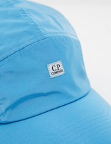 CP Company Chrome Five Panel Cap
