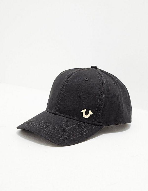 True Religion Small Logo Cap