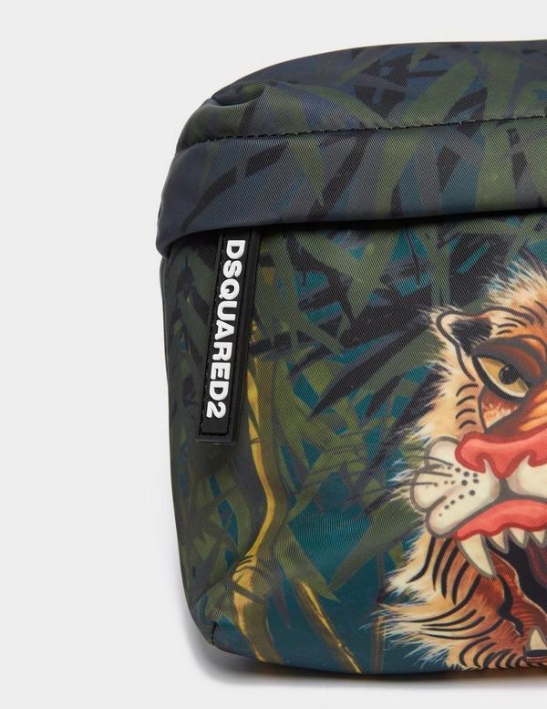 Dsquared2 Jungle Print Bum Bag