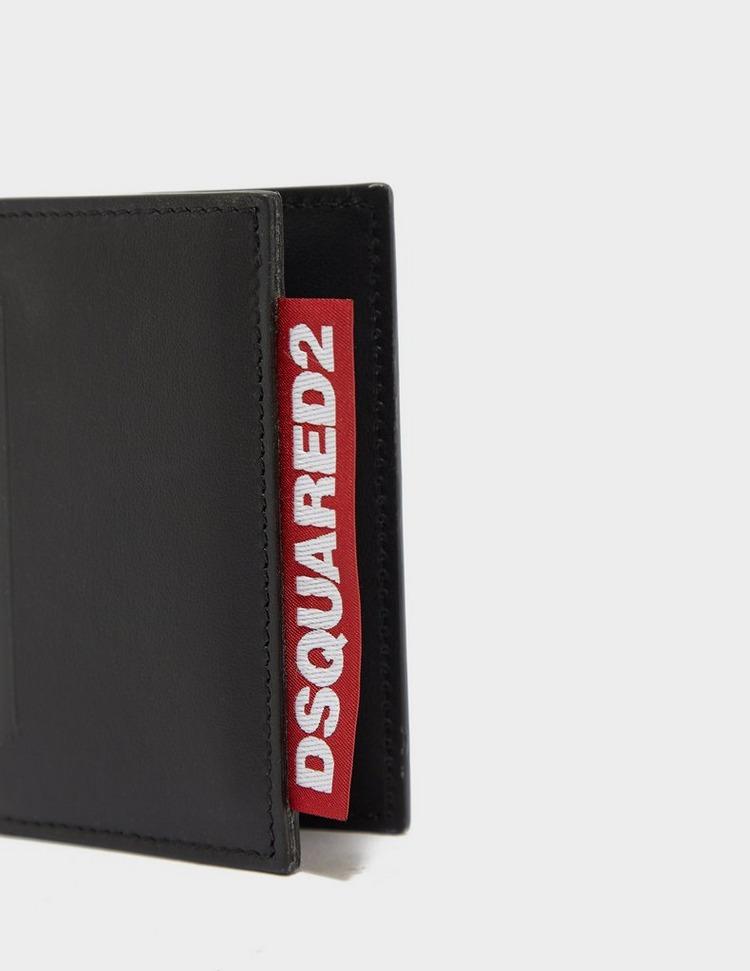 Dsquared2 Tab Logo Wallet