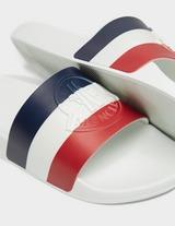 Moncler Stripe Slides