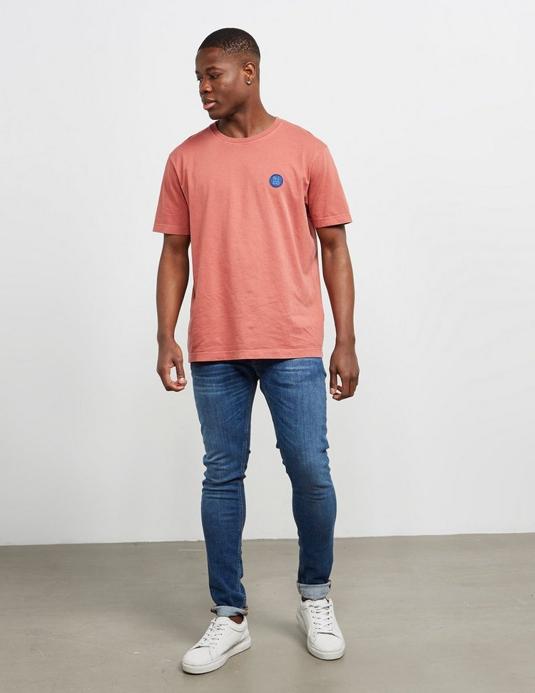 Nudie Jeans Co. Circle Short Sleeve T-Shirt