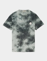Nudie Jeans Co. Circle Patch Tie Dye Short Sleeve T-Shirt