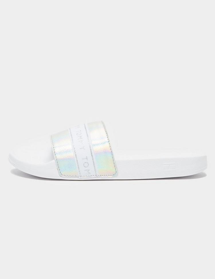 Tommy Hilfiger Glitter Slides