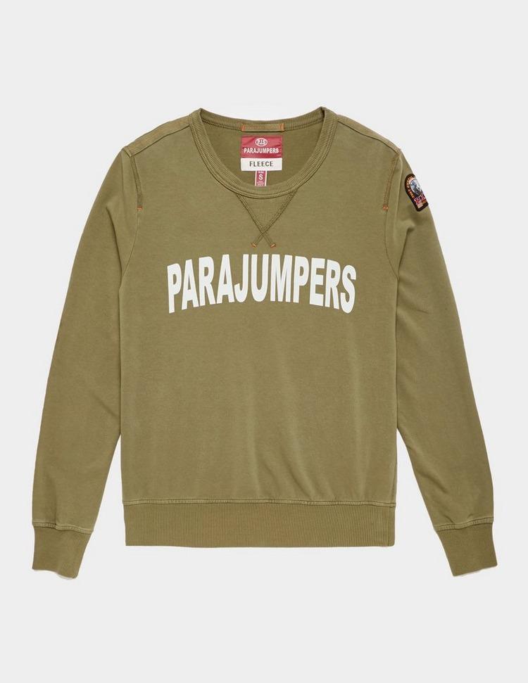 Parajumpers Bianca Logo Sweatshirt