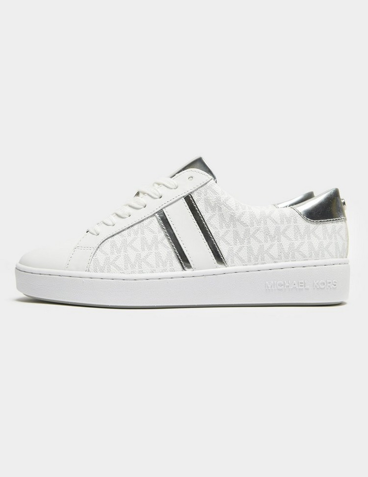 Michael Kors Irving Stripe Trainers