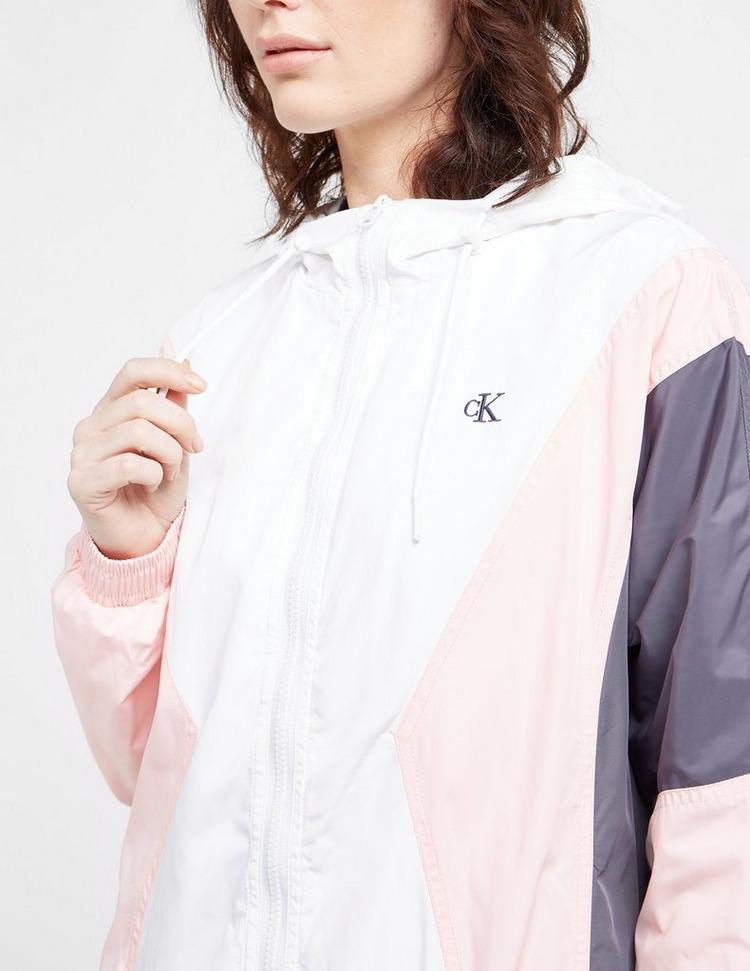 Calvin Klein Jeans Colour Block Windbreaker