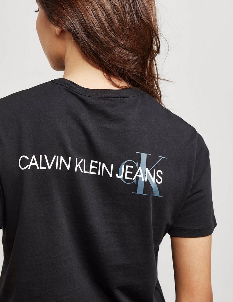 Calvin Klein Jeans Iridescent Short Sleeve T-Shirt