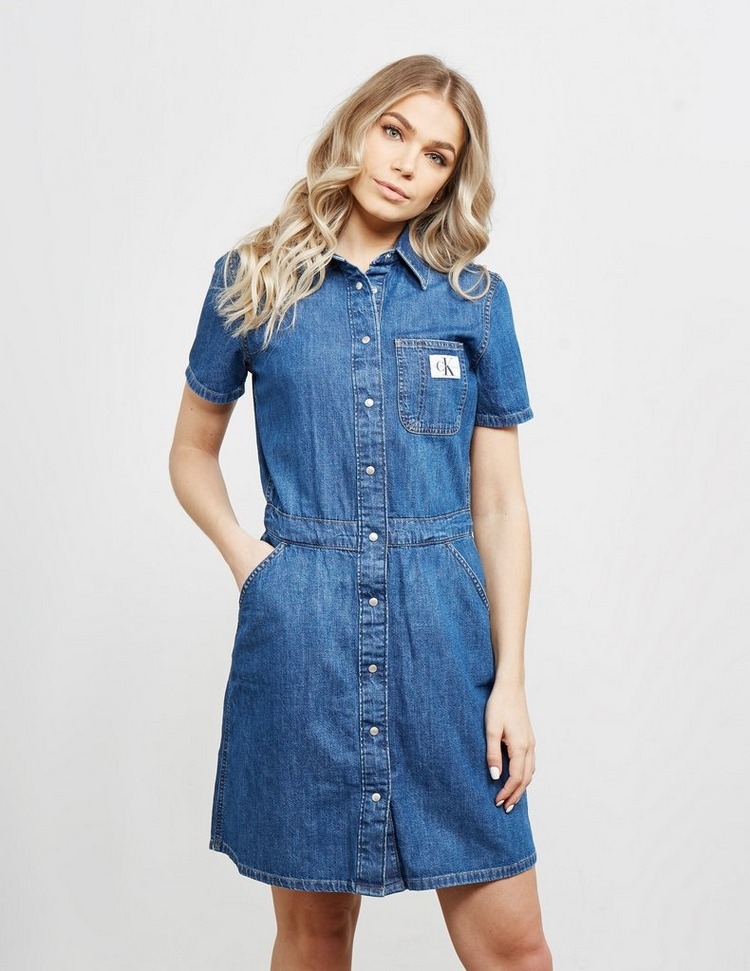 Calvin Klein Jeans Modern Shirt Dress