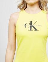 Calvin Klein Jeans Monogram Tank Dress