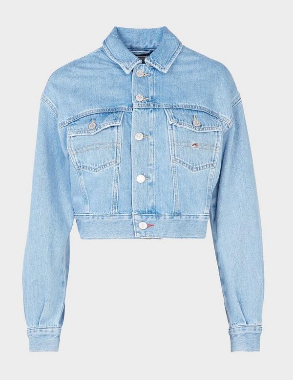 Tommy Jeans Trucker Crop Jacket
