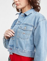 Tommy Jeans Trucker Crop Jacket