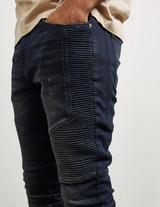 Represent Biker Skinny Paint Jeans - Exclusive