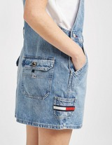 Tommy Jeans Dungaree Dress