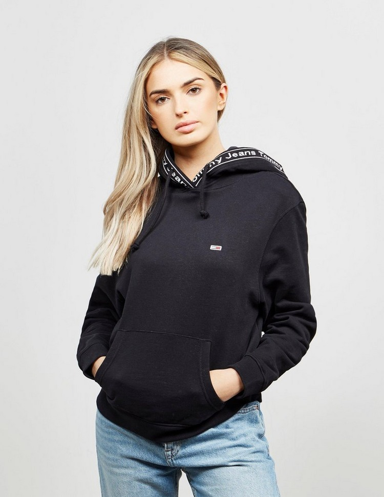 Tommy Jeans Ribbed Hoodie
