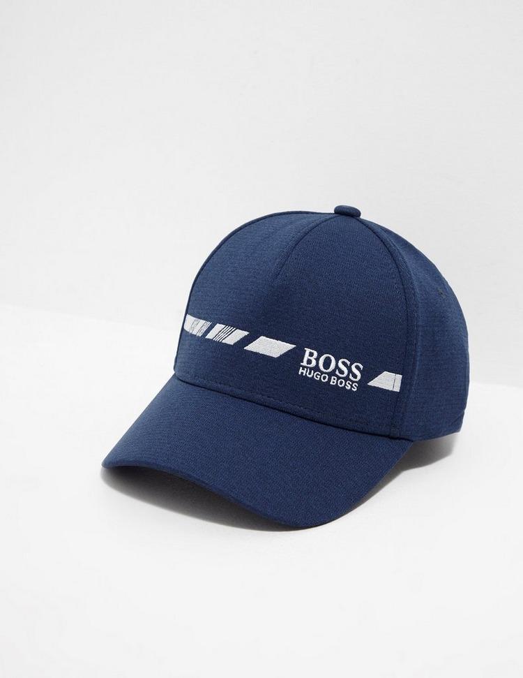 BOSS Line Logo Cap